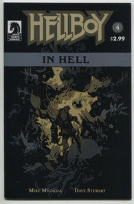Hellboy In Hell 4 Dark Horse 2013 NM- Mike Mignola
