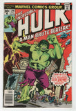Incredible Hulk 206 Marvel 1976 FN VF Dave Cockrum Doctor Strange Defenders