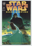 Star Wars Dark Empire 3 Dark Horse 1992 NM- 2nd Print Luke Skywalker