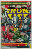Marvel Premiere 21 1975 FN Iron Fist Colleen Wing 1st Misty Knight