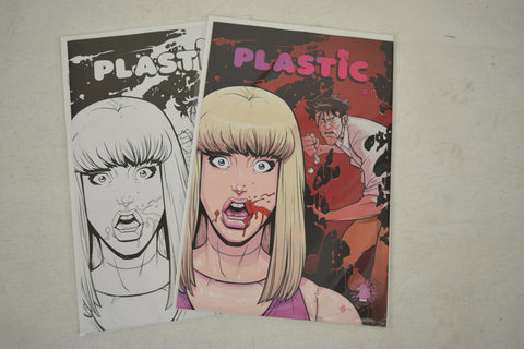 Plastic 1 Image 25th Anniversary Box Variant Color Sketch Set 2