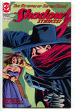 Shadow Strikes 21 DC 1991 NM Gerard Jones Eduardo Barreto