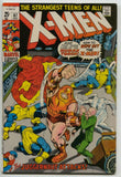 Uncanny X-Men 67 Marvel 1970 VF 12 13 1st Juggernaut Cyclops