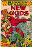 New Gods 10 DC 1972 VF NM Jack Kirby Orion Mantis