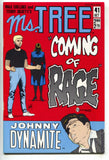 Ms. Tree 41 Renegade 1987 VF Johnny Dynamite Coming Of Rage
