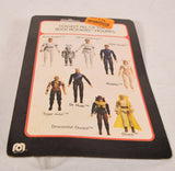 Buck Rogers Tiger Man Action Figure Mego 1979 MOC New In The 25th Century