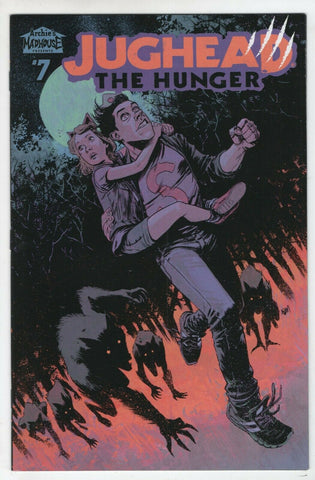 Jughead The Hunger 7 A Archie 2018 NM- Adam Gorham Werewolf