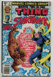 Marvel Two-In-One 61 1980 FN 1st Her Kismet Adam Warlock Starhawk Hulk Thanos