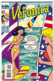 Veronica 92 Archie 1997 FN Betty Wind Surfing Surf Swimsuit Bikini USA Flag