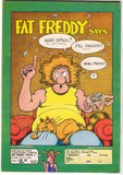 Fabulous Furry Freak Brothers 3 Rip Off 1972 VG 2nd Print Gilbert Shelton