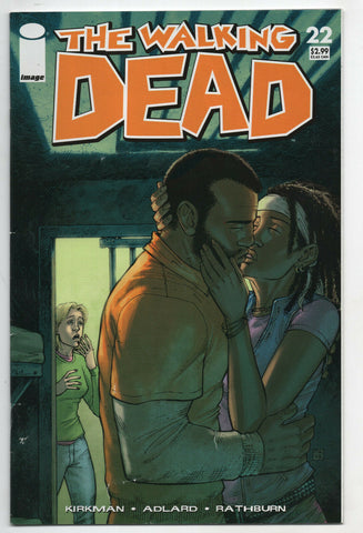 Walking Dead 22 Image 2005 FN 1st Print Robert Kirkman AMC TV