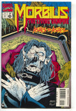 Morbius Living Vampire 29 1992 VG FN Spider-Man Ghost Rider Coffin