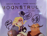 Moonstruck 1 CGC SS Signed Grace Ellis Shae Beagle Kate Leth Breakfast Club