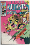 New Mutants Annual 2 1st Series Marvel 1983 VG 1st Psylocke Megan