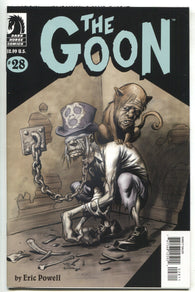 The Goon 28 Dark Horse 2008 NM Eric Powell