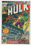 Incredible Hulk 208 Marvel 1977 FN VF Chrysler Building Absorbing Man