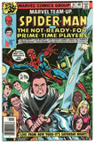 Marvel Team-Up 74 1978 VF NM Spider-Man Saturday Night Live Jim Belushi