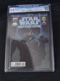 Star Wars Shattered Empire 1 Marvel NM/MT CGC 9.8 Phil Noto Golden Apple Variant