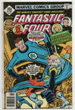Fantastic Four 197 Marvel 1978 FN George Perez Marv Wolfman Whitman Variant