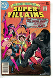 The Secret Society Of Super Villains 10 DC 1977 VF NM Star Sapphire Grood