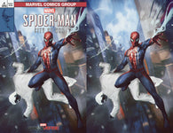 Spider-Man City At War 1 Skan Srisuwan Virgin Set Variant Amazing Fantasy 15