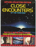 Close Encounters Of The Third Kind Official Collectors Edition 1 1978 FN VF