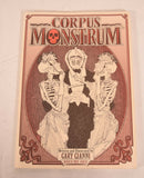 Corpus Monstrum Volume 1 Hiernymus 2002 VF NM Signed Gary Gianni