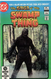 Saga Of The Swamp Thing 2 DC 1982 VF Photo Cover Movie Dick Durock