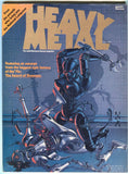 Heavy Metal Magazine 1 April 1977 VF Moebius Richard Corben