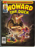 Howard The Duck Magazine 9 Marvel 1980 VF NM Bill Mantlo Egyptian Sarcophagus