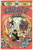 Karate Kid 1 DC 1975 FN Legion Of Super Heroes Superman Mike Grell