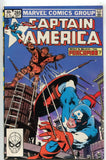 Captain America 285 Marvel 1983 VF NM Mike Zeck Nomad Watertower