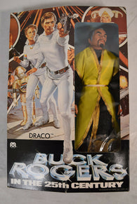 "Buck Rogers Draco 12"" Action Figure Mego 1979 MIB New"