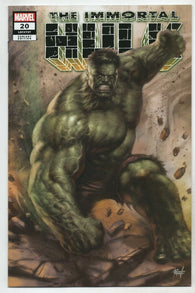 Immortal Hulk 20 Marvel 2019 NM Lucio Parrillo Variant