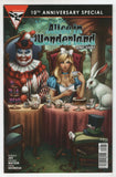 Grimm Fairy Tales Presents Alice In Wonderland 10th Anniversary Sabine Rich GFT