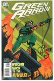 Green Arrow 68 DC 2006 NM Signed Judd Winick