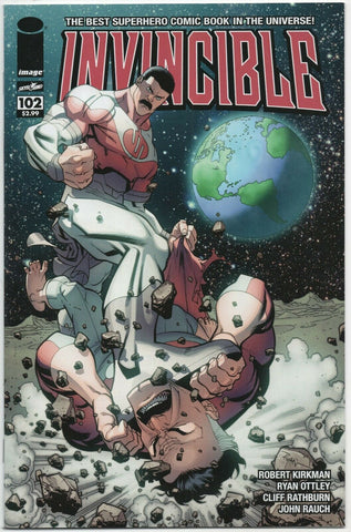 Invincible 102 Image 2013 NM+ 9.6 Robert Kirkman Ryan Ottley