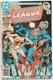 Justice League Of America 143 DC 1977 FN Superman Wonder Woman Flash