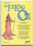 Ice King Of Oz 1 GN First 1987 VF 1st Print Wizard