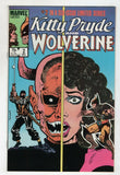 Kitty Pryde And Wolverine 2 Marvel 1984 NM Chris Claremont