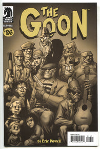 The Goon 26 Dark Horse 2008 NM Eric Powell