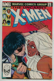 Uncanny X-Men 170 Marvel 1983 NM- Morlocks Callisto Angel Storm Caliban
