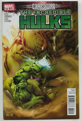 Incredible Hulks 620 Marvel 2011 NM Immortal Hulk 1st Green Door Greg Pak