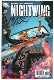 Nightwing 129 DC 2007 NM- Michael Golden Signed Marv Wolfman