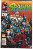 Spawn 6 Image 1992 VF Newsstand 1st Overkill Todd McFarlane