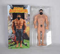 Shirtless Bear Fighter Action Figure Pantsless LTD 219/400 Image 8.5""
