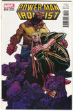 Power Man And Iron Fist 10 B Marvel 2017 NM 1:25 Eric Canete Variant Luke Cage