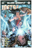 Dark Nights Metal 5 DC 2018 NM Tony Daniel Variant Scott Snyder Batman Who Laugh