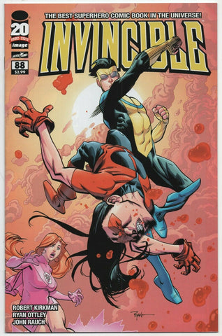 Invincible 88 Image 2012 NM Robert Kirkman Ryan Ottley