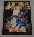 Secret Origins Of The Super DC Heroes 87-092 TPB 1976 VF Neal Adams